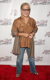 Bette Midler at the New York opening night of
