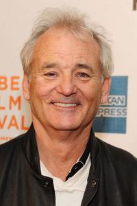 Bill Murray at the New York premiere of