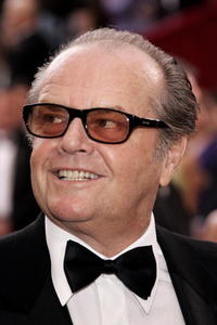 Jack Nicholson at the 78th Annual Academy Awards in L.A.