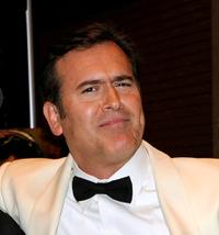 Bruce Campbell at the Fangoria Trinity of Terrors Festival.