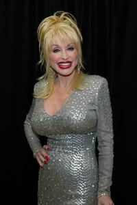 Dolly Parton at the MTV Networks UpFront.