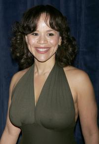 Rosie Perez at the after party for the opening of