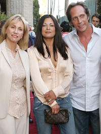 Kathy Baker, Elpidia Carrillo and William Fichtner at the California premiere of