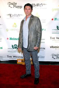 Lou Diamond Phillips at the after party of the premiere of