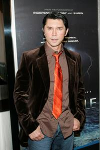Lou Diamond Phillips at the premiere of