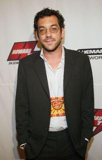 Todd Phillips at the Howard Stern Film Festival.
