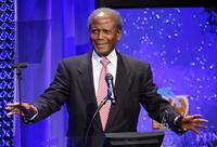 Sidney Poitier at the Fulfillment Fund's Annual Stars Gala.