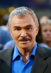 Burt Reynolds at the premiere of