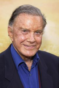 Cliff Robertson at the Los Angeles Premiere of