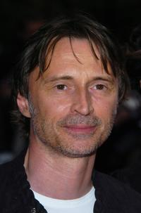Robert Carlyle at the World Premiere of his latest film