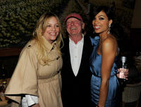 Producer Julie Yorn, Tony Scott and Rosario Dawson at the after party of the California premiere of