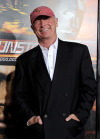 Tony Scott at the California premiere of