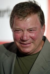 William Shatner at Entertainment Weekly 2nd Annual Emmy Party.