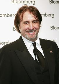 Ron Silver at the Bloomberg News Party of the Year, following The White House Correspondents Dinner.