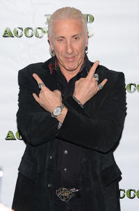 Dee Snider at the Broadway opening night of