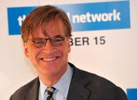 Aaron Sorkin at the photocall of