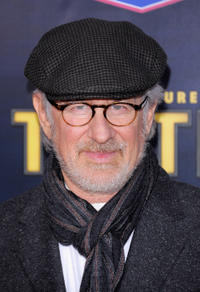 Director Steven Spielberg at the New York premiere of