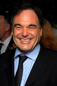 Oliver Stone at the screening of