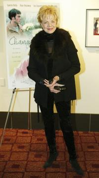 Janet Carroll at the Hollywood screening of