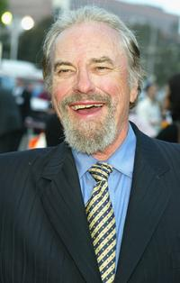 Rip Torn at the world premiere of the Twentieth Century Fox film