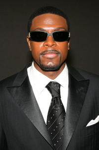 Chris Tucker at the 38th annual NAACP Image Awards in L.A.