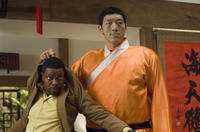 Chris Tucker and Sun Ming Ming in