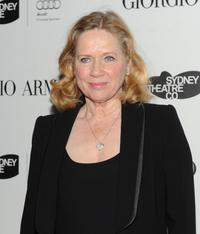 Liv Ullmann at the welcome dinner for the Sydney Theatre Company.