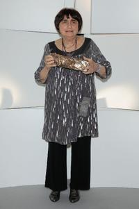 Agnes Varda at the Cesar Film Awards 2009.