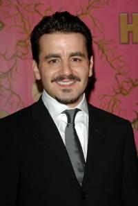 Max Casella at the HBO Post Emmy party held at The Plaza.