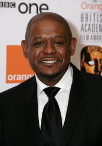 Forest Whitaker at The Orange British Academy Film Awards in London, England.