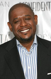 Forest Whitaker at LA Confidential Magazine's annual Oscar Party in Hollywood.
