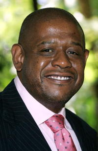Forest Whitaker at the 2007 HFPA Installation Luncheon in Beverly Hills.