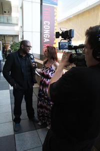Forest Whitaker at the JuntoBox Films Greenlighting Event