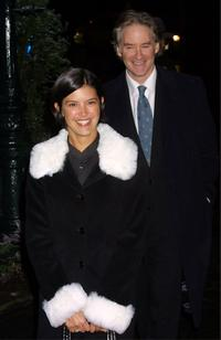 Phoebe Cates and her husband Kevin Kline at the National Board of Review Awards gala.