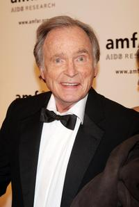 Dick Cavett at the AmfAR's 10th Annual New York Gala.