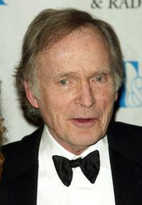 Dick Cavett at the Museum of Television and Radio gala honoring of Merv Griffin at the Waldorf Astoria .