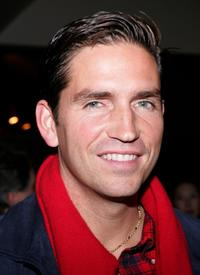 James Caviezel at the after party of the film