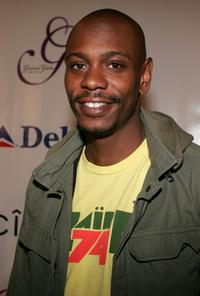 Dave Chappelle at the Fifth Annual Grand Gala at the Galt House East.