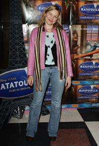Justine Clarke at the Sydney premiere of