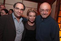 Bob Weinstein, Laurie Holden and Director Frank Darabont at the after party of the premiere of