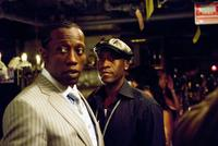 Wesley Snipes and Don Cheadle in