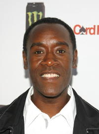 Don Cheadle at Urban Health Institutes second annual celebrity poker championship in L.A.