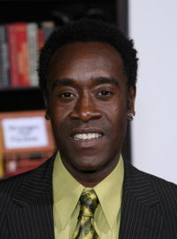 Don Cheadle at the Westwood premiere of