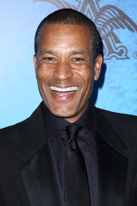 Phil Morris at the after party of 42nd NAACP Image Awards in California.