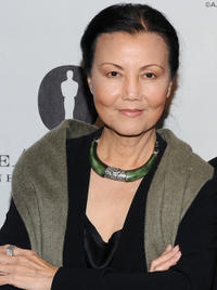 Kieu Chinh at the Academy Of Motion Picture Arts And Science's Salute To Vietnamese Director Dang Nhat Minh in California.