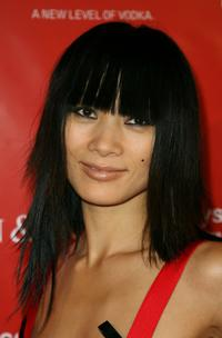 Bai Ling at the INSPIR(RED) event.