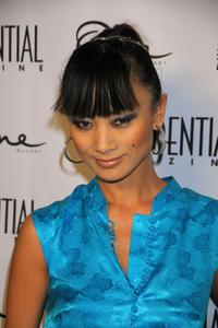Bai Ling at the Los Angeles Confidential Magazine and Niche Media's celebration.