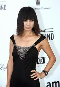 Bai Ling at the amfARs (American Foundation for AIDS Research) Cinema Against AIDS 2007 annual event during the 60th edition of the International Cannes Film Festival.