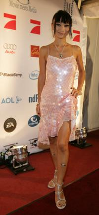 Bai Ling at the Movie meets Media Event.