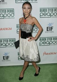 Bai Ling at the Black Eyed Peas 4th Annual Peapod Foundation Benefit Concert.